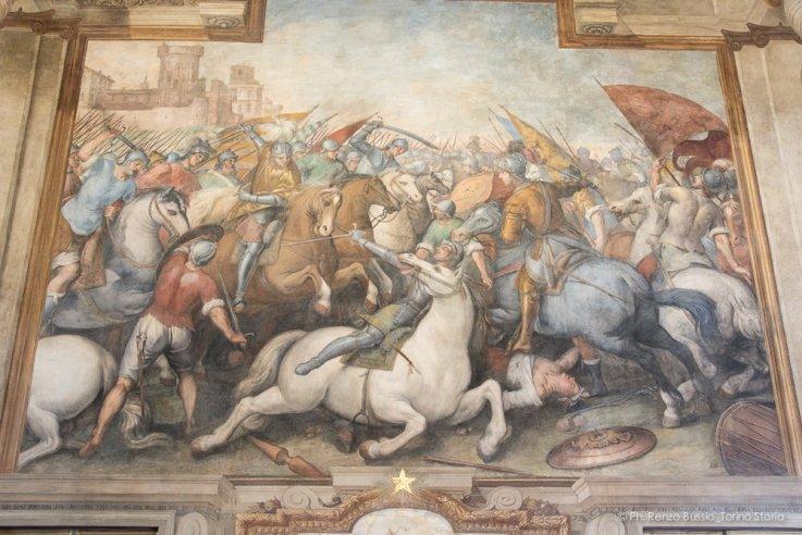 Torino, Interni del Castello del Valentino-5441