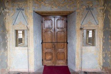 Torino, Interni del Castello del Valentino-5517