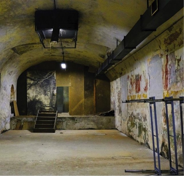 Teatro sotterraneo