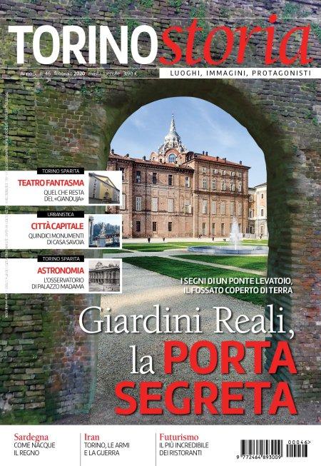 Copertina Torino Storia n. 46