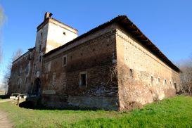 Castello della Rotta, veduta d'insieme