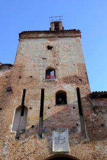 Castello della Rotta, torre di vedetta