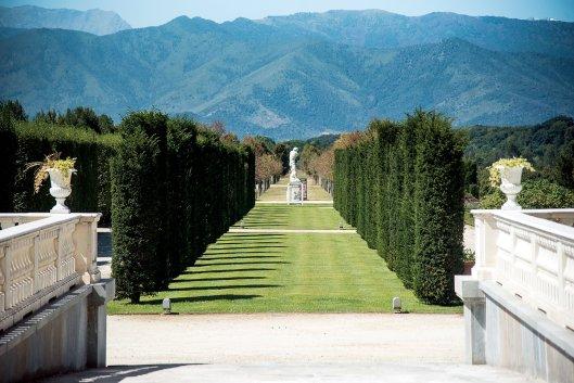 Giardini Reggia di Venaria 11