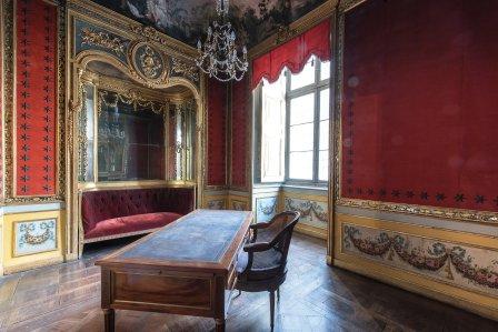 Lo studio di Cavour a Palazzo Carignano