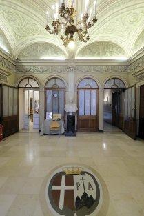L'ingresso del Real Collegio Carlo Alberto - 2