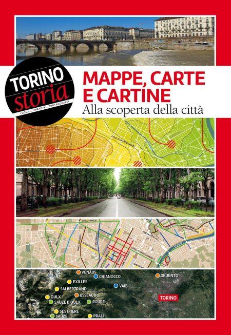 Mappe, carte e cartine - copertina
