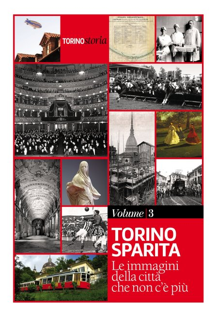 Torino Sparita 3 - copertina