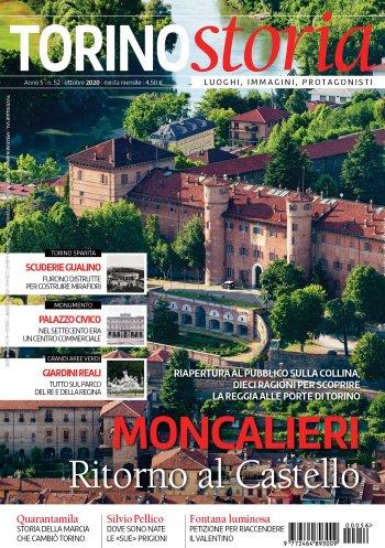 Torino Storia 52, ottobre 2020, copertina