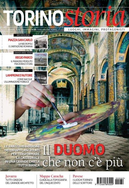 Torino Storian n. 53, novembre 2020, copertina