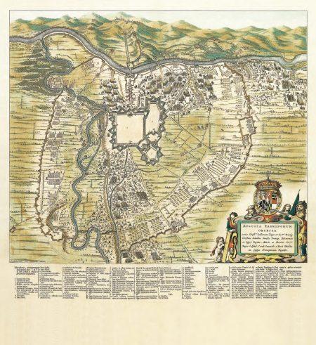 La Mappa Theatrum Sabaudiae 1640_2