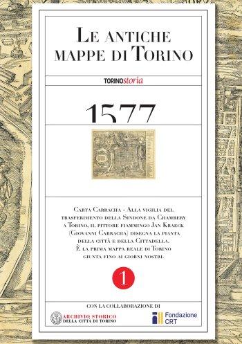 Mappa Caracha 1577