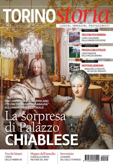 Torino Storia 54, dicembre 2020, copertina
