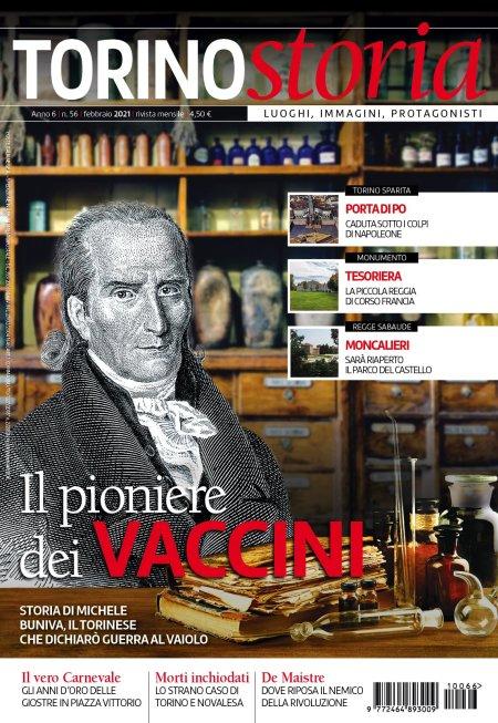 Torino Storia 56, febbraio 2021, copertina