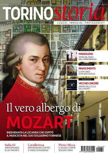 Torino Storia 59, maggio 2021, copertina