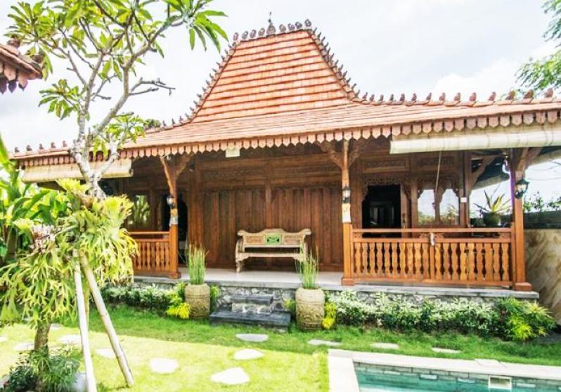 Keunikan Rumah Adat Joglo Jawa Tengah