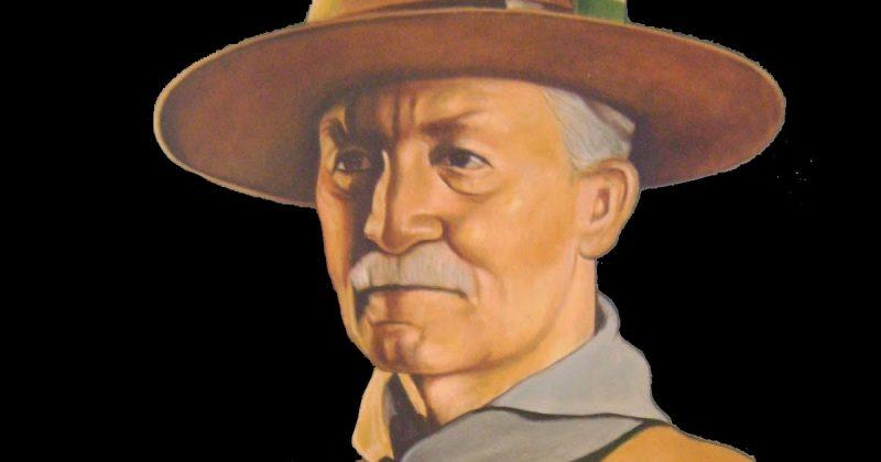Biografi Baden Powell