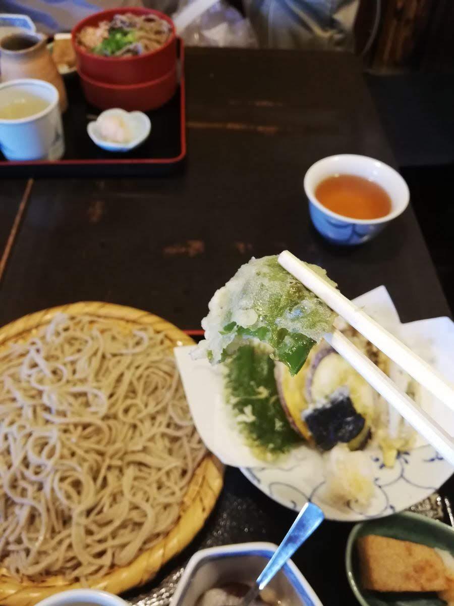 中国山地蕎麦工房ふなつ(松江)|2種類の風味を味わえる出雲そばの名店