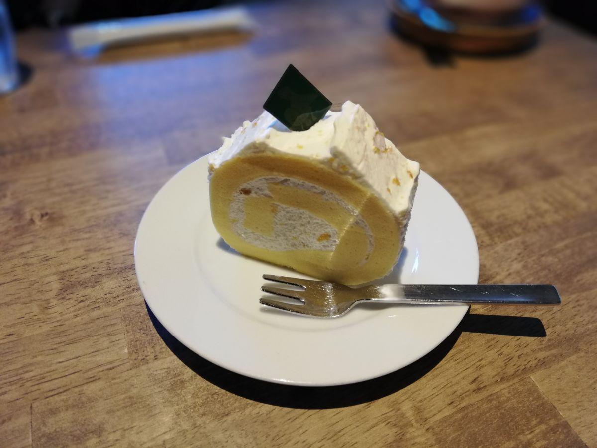 上乃木のカフェでジェンガのようなかき氷と激ウマスイーツに出会った|ボクダミ(松江市)