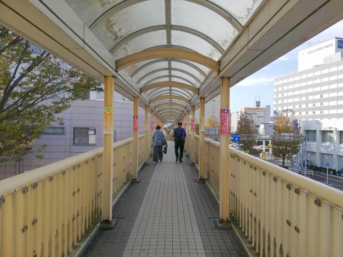 一畑百貨店松江店立体駐車場|松江駅周辺施設と提携している大型駐車場