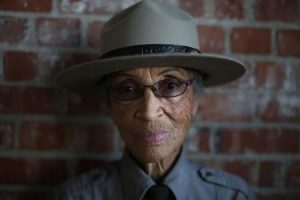 News - oldest park ranger alive and well