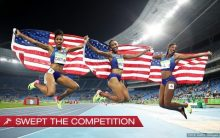 100 meter hurdles track and field rio 2016