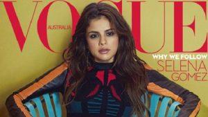Selena Gomez Vogue