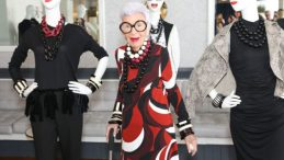 Iris Apfel says dressing for your age is stupid