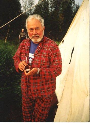 Bob-Nauheim-tent
