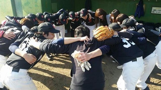 首都大学東京軟式野球サークルRaD