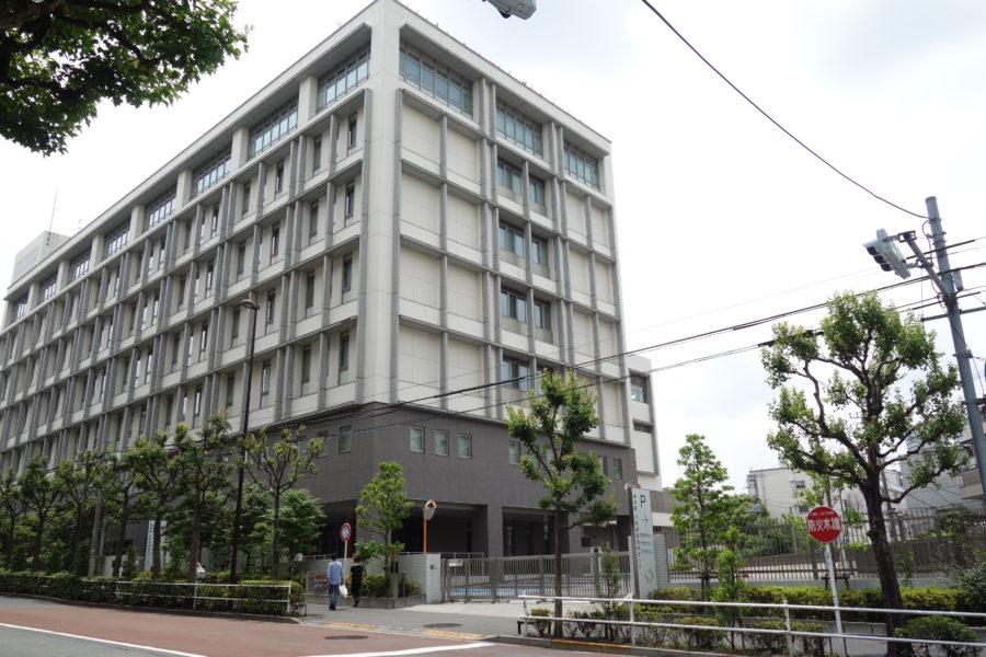 東京都立新宿看護専門学校の歴史