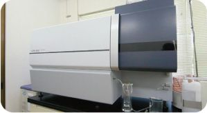 ICP発光分析装置