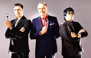 シーズン2でもClaudio Aprile, Michael Bonacini, Alvin Leungの3人が審査員を務める。 MASTERCHEF CANADA Season 2, premiering Sunday, Feb. 8 at 7 p.m. ETPT on CTV