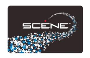 SCENE Rewards 映画興行会社のCineplex Entertainmentが提供しているポイントプログラム。Cineplexの劇場やネットで映画チケットを購入すると100ポイント貯まり、劇場の飲食物セットは10%ディスカウントになる。ネットでのチケットや商品購入にはボーナスポイントが付く。1000ポイントで映画チケット1枚に交換可能で、他には飲食物やネットでの商品購入、Met Operaのライブビューイングなど。 scene.ca/Home.aspx