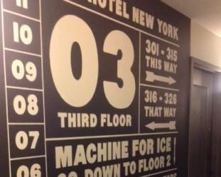 今回のホテルは『Ace Hotel』にステイ。スタッフも皆オシャレでいい感じでした。
