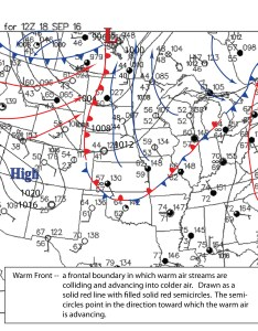Pressure features and isobars also past links for erth fall rh tornado sfsu
