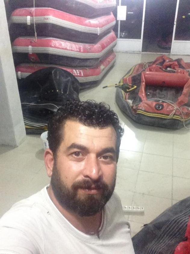 Bekir Ünal Rafting Milli Takım Kaptanı Rafting Eğitmeni Tornado Rafting (18)