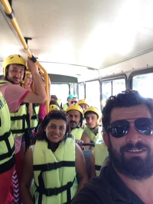 Bekir Ünal Rafting Milli Takım Kaptanı Rafting Eğitmeni Tornado Rafting (26)