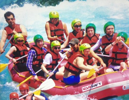 Bekir Ünal Rafting Milli Takım Kaptanı Rafting Eğitmeni Tornado Rafting (9)