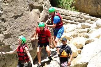 canyoning in alanya manavgat köprülü kanyon (26)