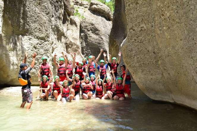 canyoning in alanya manavgat köprülü kanyon (5)