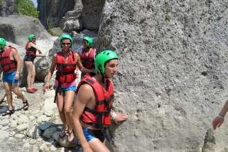canyoning in alanya manavgat köprülü kanyon (6)