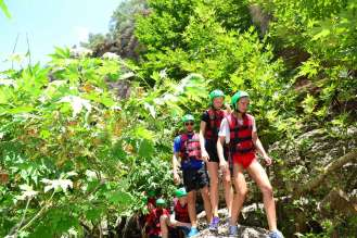 canyoning in turkey antalya manavgat rafting (1)