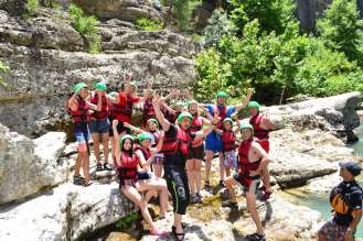 canyoning in turkey antalya manavgat rafting (5)