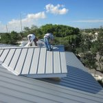Roof-Construction-in-Metal