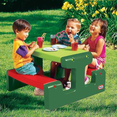 Little-Tikes-Evergreen-Junior-Picnic-Table-61G333FRSP