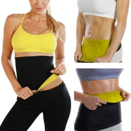 Unisex-Xtreme-Belt-Thermo-Shapewear-Hot-Power-Neoprene-Slimming-Shaper-Waist-Belt-Free-Shipping