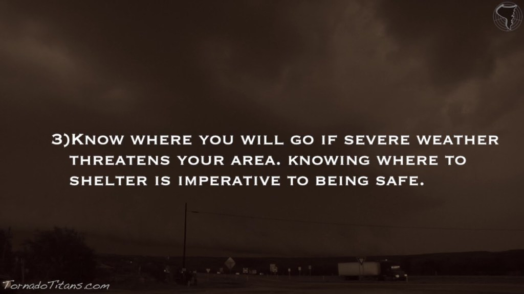 A Severe Weather Safety Action Plan: The Overview of What You Need to Know