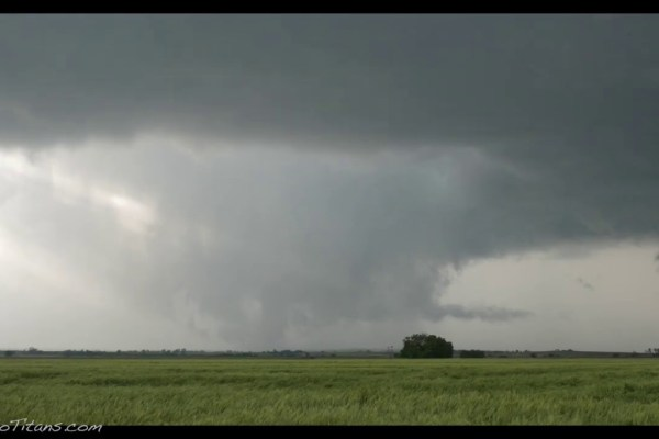 What do you do when a tornado approaches your home?