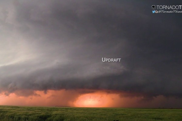 Storm Anatomy – Kansas Supercell 5/21/16