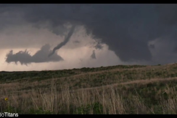 What are the ingredients for tornado formation?